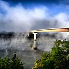 Tennessee River Mist by Edward Myers