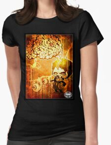 MINDFAWK Womens Fitted T-Shirt