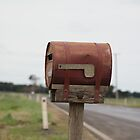 Rusty Mail by Rochelle Buckley
