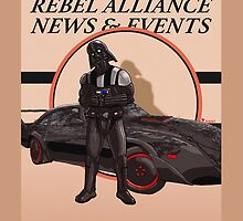 Vaders new ride by Eliassar