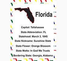 Florida Information Educational Unisex T-Shirt