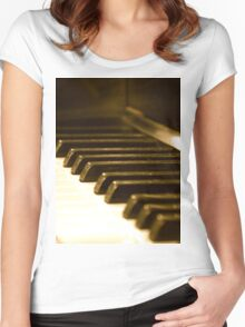 Play Me Women's Fitted Scoop T-Shirt