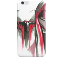 Against rebel forces iPhone Case/Skin