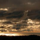 Gold Coast Clouds by BK Photography