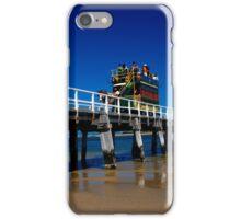 Causeway to Granite Island iPhone Case/Skin