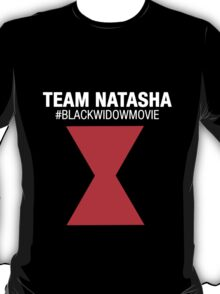 Black Widow Movie! T-Shirt