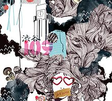 Tokyo Daydream by Tiffany Atkin