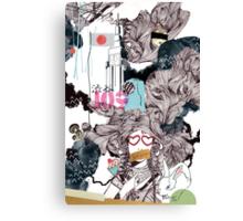 Tokyo Daydream Canvas Print