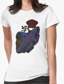 Major Lazer Womens Fitted T-Shirt