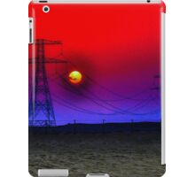 Electric Sunset iPad Case/Skin