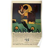 Advertisements Photoplay Magazine July through December 1916 0892 Carola Poster