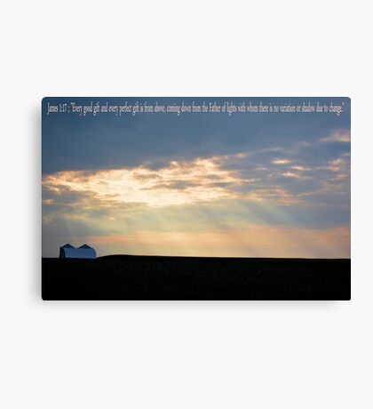 Your gifts Canvas Print