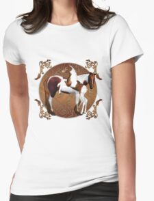 Mare With Foal T-Shirt T-Shirt