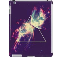 galaxy triangle  iPad Case/Skin