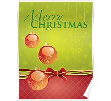Christmas Card - Package Poster
