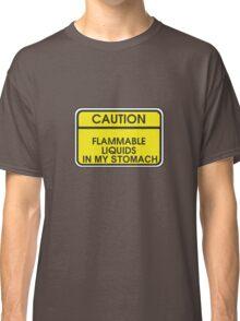I'M FLAMMABLE  Classic T-Shirt