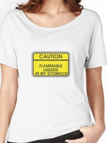 I'M FLAMMABLE  Women's Relaxed Fit T-Shirt