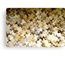 Cashew Brittle Canvas Print