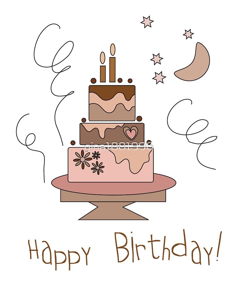 Happy Birthday! by gina1881996