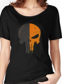 Punisher Deathstroke Women's Relaxed Fit T-Shirt