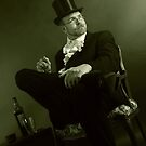 The Earl of Steampunk by ARTistCyberello