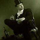 The Earl of Steampunk by ARTistCyberello