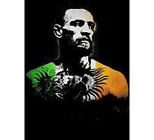 "Conor McGregor ""Irish Colors"" Photographic Print"
