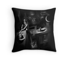 Impossible Chase Throw Pillow