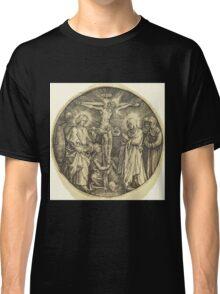 Albrecht Dürer or Durer The Crucifixion called the Sword Pommel of Maximilian Classic T-Shirt