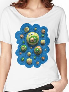 Emoticontagious Women's Relaxed Fit T-Shirt