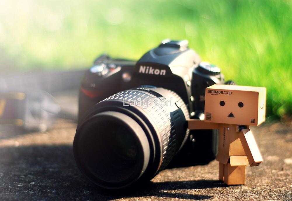 Danbos New Camera by Lady-Tori