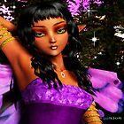 Urban Essence Fairy by Junior Mclean