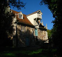 Bourne Mill, Colchester, Essex by wiggyofipswich
