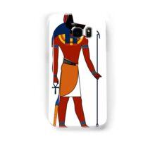 Anubis | Egyptian Gods, Goddesses, and Deities Samsung Galaxy Case/Skin