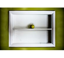 Green Apple Photographic Print