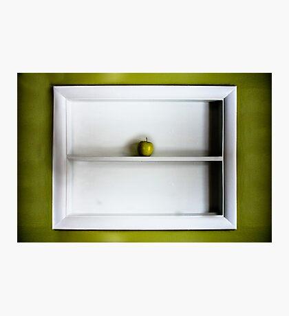 Green Apple Photographic Print