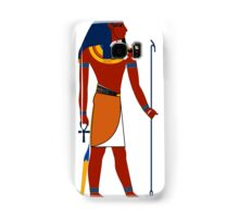 Atun | Egyptian Gods, Goddesses, and Deities Samsung Galaxy Case/Skin