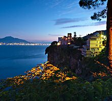 Pre Sunrise, Vico Equense. Italy by David Lewins