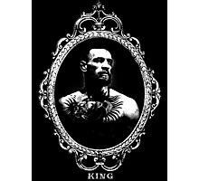 "Conor McGregor ""King"" Version 1 Photographic Print"