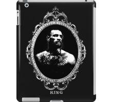 """Conor McGregor """"King"""" Version 1 iPad Case/Skin"""