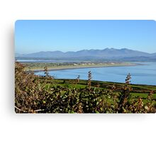 Inch and Carrauntouhil, Co. Kerry Canvas Print