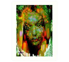 Lillith-2 Art Print