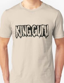 King Guru Drippy Letters Unisex T-Shirt