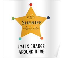 The Sheriff Poster