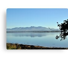 Dingle Bay and Carrauntouhil, Co. Kerry Canvas Print