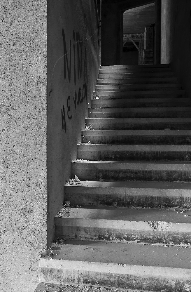 Stairs light by RoW85