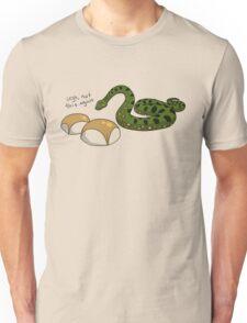 Anacondas Seriously Don't Even Like Buns Unisex T-Shirt