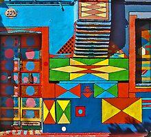 Burano - Casa Bepi by Luisa Fumi