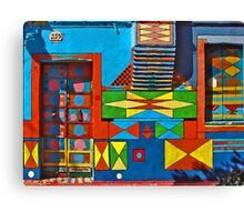 Burano - Casa Bepi Canvas Print
