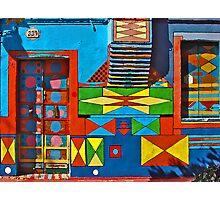 Burano - Casa Bepi Photographic Print